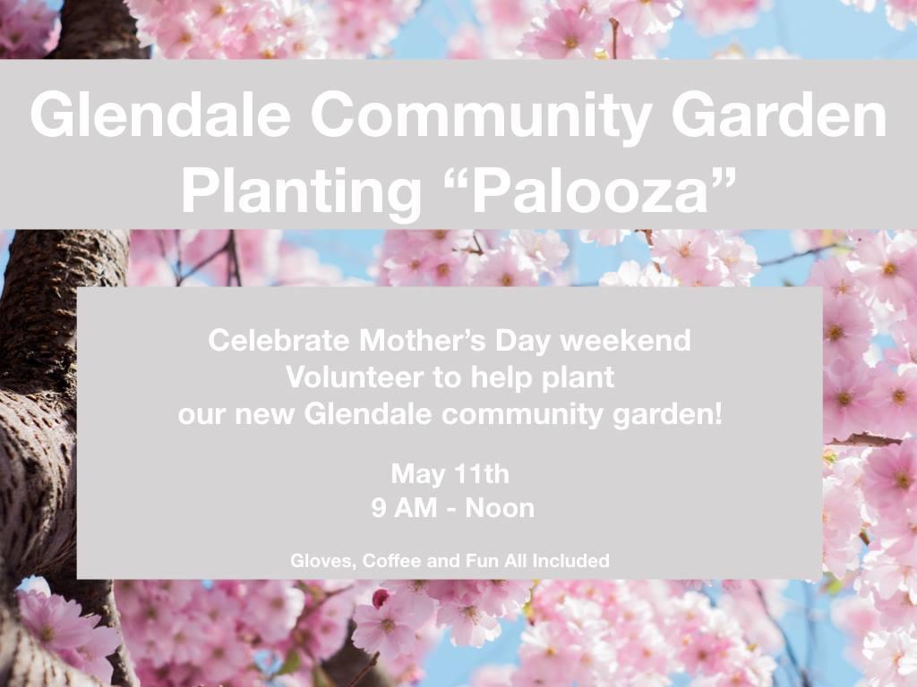 GGMCA Community Garden Day